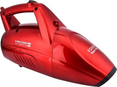 Eureka Forbes Trendy Steel Dry Vacuum Cleaner(Steel Grey)