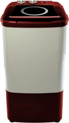Onida 7 kg Semi Automatic Top Load Washer Only Maroon, White(W70W)
