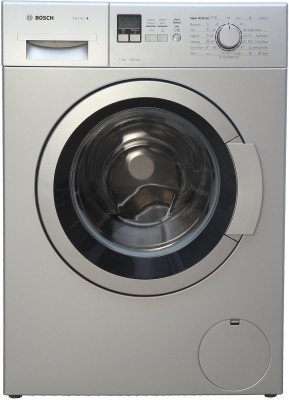 Bosch WAK24168IN 7 Kg Fully Automatic Front Load Washing Machine Silver