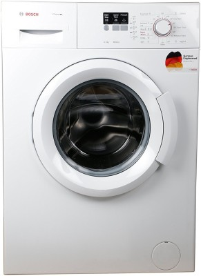 Bosch 6 kg Front Load Fully Automatic Washing Machine is among the best washing machines under 25000
