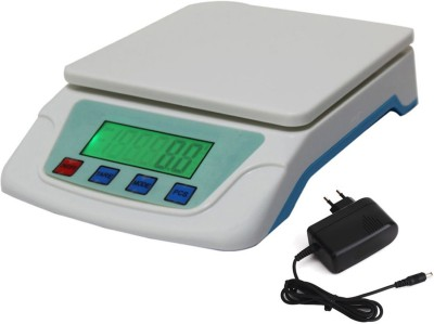 AmtiQ New Digital Electronic TS 200V with Adapter 5Kg Kitchen Weighing Scale(Off-White)  available at flipkart for Rs.759