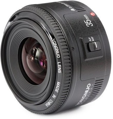 Yongnuo 35mm f2.0 Canon  Lens(Black, 17 – 50)