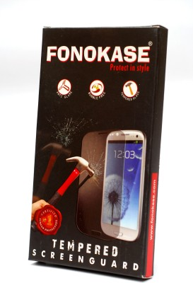 Fonokase Tempered Glass Guard for Htc desire one m8