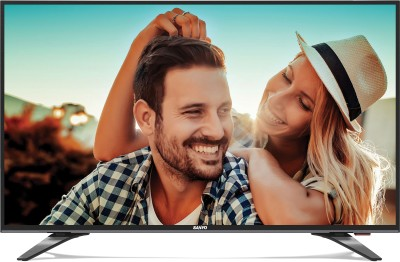 Image of Sanyo 43 inch Full HD Smart LED TV which is one of the best tv under 50000