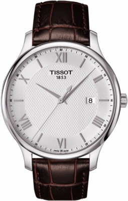 Image of Tissot T063.610.16.038.00 T Classic Tradition Watch - For Men