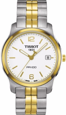 Tissot T0494102201700  Analog Watch For Men