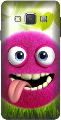Koolbug Back Cover for Samsung Galaxy Grand Max G7202(Multicolor, Plastic)