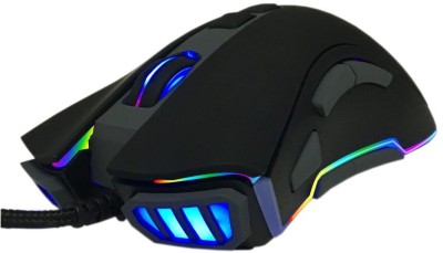 HP MOUSE-X900 Wired Touch  Gaming Mouse(USB, Black)