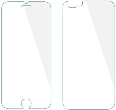 Shopping Zone Front and Back Screen Guard for Apple iPhone 6 Plus
