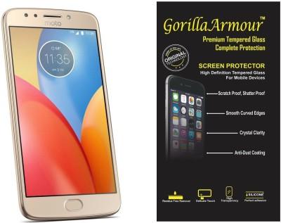 Gorilla Armour Impossible Screen Guard for Motorola Moto E4 Plus(Pack of 1)