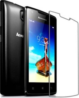 Yellow Bell Screen Guard for Lenovo A1000