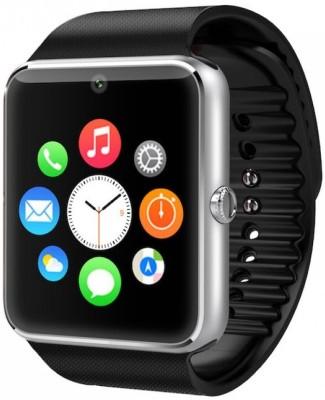 SYL ASUS Silver Smartwatch(Black Strap Free Size) at flipkart