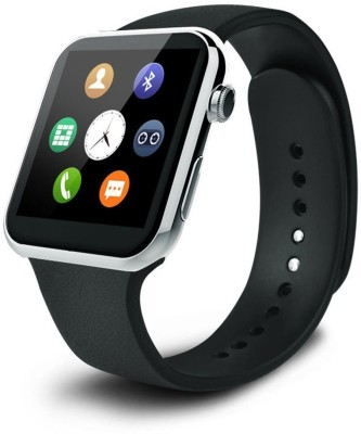 SYL ASUS Silver Smartwatch(Black Strap Free Size) at flipkart