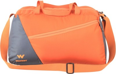 Wildcraft Tinker Travel Duffel Bag(Orange)