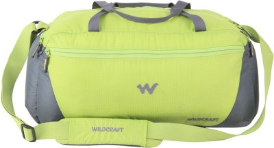 Wildcraft Vagrant Travel Duffel Bag(Green)
