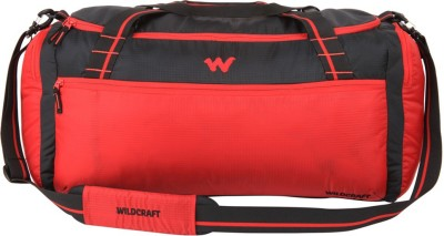 Wildcraft Commuter 2 Travel Duffel Bag(Red)