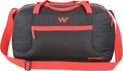 Wildcraft Nomad Travel Duffel Bag(Black)