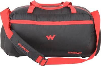 Wildcraft Vagrant Travel Duffel Bag(Black)