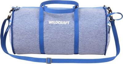 Wildcraft Frisbee New Travel Duffel Bag(Blue)
