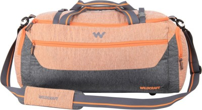 Wildcraft Commuter 1 Travel Duffel Bag(Orange)