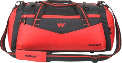 Wildcraft Tzigane Travel Duffel Bag(Red)