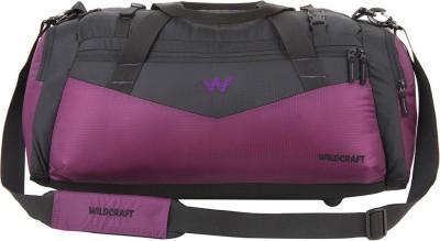 Wildcraft Tzigane Travel Duffel Bag(Purple)