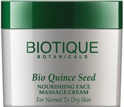 Biotique Bio Quince Seed Nourishing Face Massage Cream 50gm