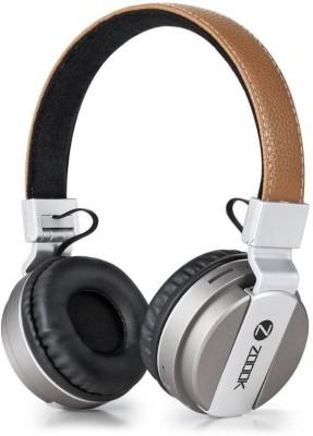 Zoook ZB-ROCKER BOMB Bluetooth Headset(Black, Wireless over the head)