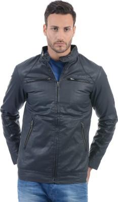 Pepe Jeans Full Sleeve Solid Men's Jacket