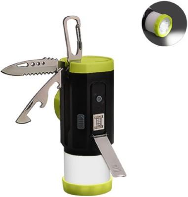 Image of Meenamart Adventure Tool kit 14 Multi-utility Knife(Green)