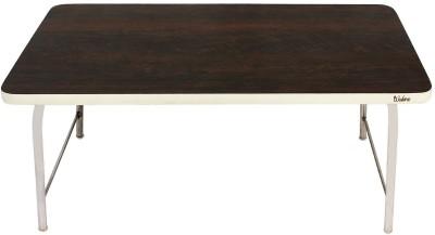 Wudore Engineered Wood Portable Laptop Table(Finish Color - Black) at flipkart