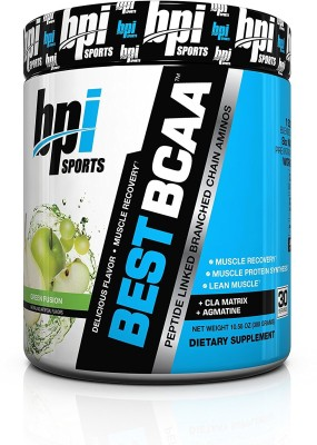 BPI Sports BEST (Green Fusion) BCAA(0.3 kg, Green Fusion)