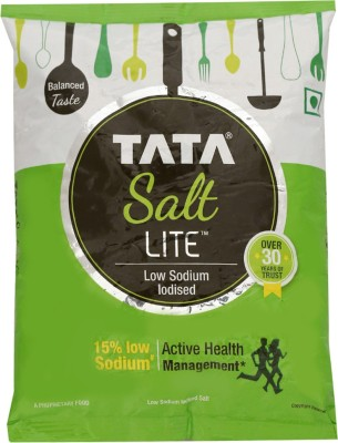 Tata Lite Iodized Salt(1 kg)