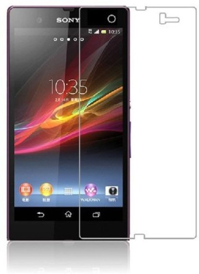 Qawachh Tempered Glass Guard for Sony Xp Z (Buy1 Get1) (Free Wipes Kit)