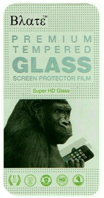 BLATE Tempered Glass Guard for Mi 3(Pack of 1)