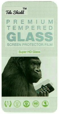 TELESHIELD Tempered Glass Guard for MICROMAX CANVAS 4 A210