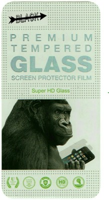 BLACK ARROW Tempered Glass Guard for GIONEE ELIFE E3