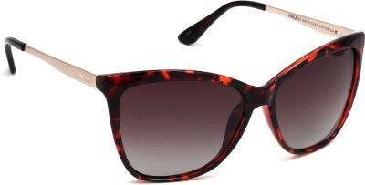 b0e0871c2b56f Invu B2620A Round Sunglasses Grey Best Price in India