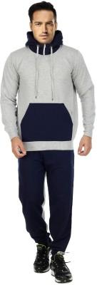 Christy World Solid Men's Track Suit