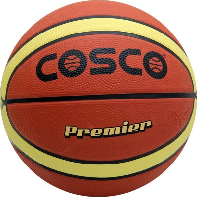 Cosco Premier Basketball -   Size: 5(Pack of 1, Multicolor)