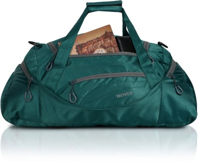Novex Lite Travel Duffel Bag Green Novex Duffel Bags