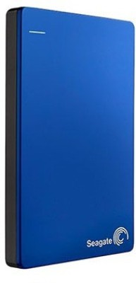 Seagate 5 TB External Hard Disk Drive Blue