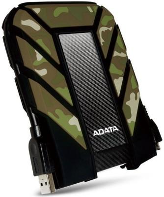 ADATA 1 TB External Hard Disk Drive(Camouflage)