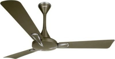 Luminous Trigon Ceiling Fan (Silver)