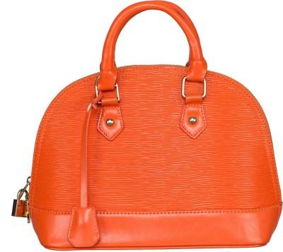 peaubella Women Orange Hand-held Bag at flipkart