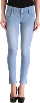 Cali Republic Slim Women Light Blue Jeans