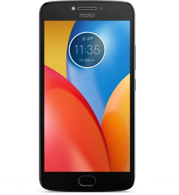 Moto E4 Plus 32GB Iron Gray Mobile