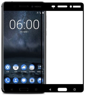 SPL Tempered Glass Guard for Nokia 6(Pack of 1)