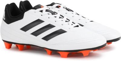 a21f46fca25 26% OFF on ADIDAS GOLETTO VI FG Football Shoes For Men(White) on Flipkart