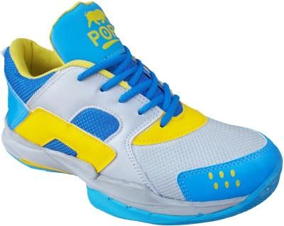 Port OptimusPJ Basketball Shoes For Men(Multicolor)